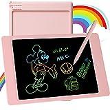 MISDUWA Schreibtafel, 10 Zoll, magnettafel kinder Handschrift Notizblock Zeichnung Boards für Kinder Doodle Malen Board, zaubertafel Geschenk für Kinder