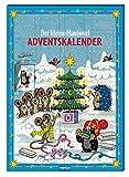Magnet-Adventskalender 'Der kleine Maulwurf': 24 Magnete